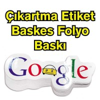 Baskes Folyo Etiket 10 x 15 cm (100 Adet) (Özel Kesim)                                                          baskes,                                 online matbaa,                                 etiket baskı,                                 stickers online,                                 sticker baskı,                                 folyo baskı,                                 sticker,                                etiket