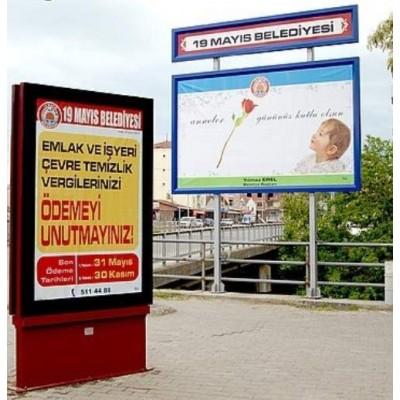 Billboard Baskı (350x200 cm)                                                         raket,                                 clp,                                 açıkhava,                                 dijital baskı,                                 billboard,                                 stroer,                                 medyakent,                                wall