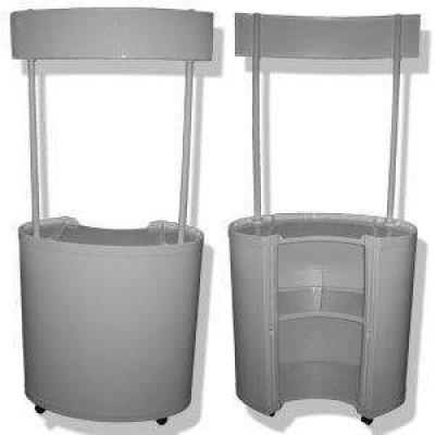 Ürün Tanıtım Standı ( Oval )                                                         Stand,                                 ürün,                                 tattırma,                                 tattirim,                                 plastik stand,                                 reklam stand,                                 fuar stand,