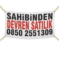 Devren Satılık Afişi ( 100x70 cm )