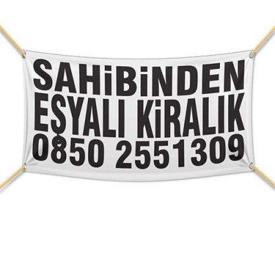 Sahibinden Eşyalı Kiralık Afişi ( 300x200 cm )                                                         sahibinden,                                 satılık,                                 kiralık,                                 afiş,                                 pankart,                                levha