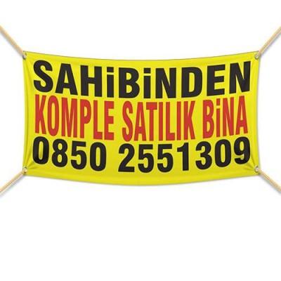 Sahibinden Komple Satılık Bina Afişi ( 200x150 cm )                                                         sahibinden,                                 satılık,                                 kiralık,                                 afiş,                                 pankart,                                levha