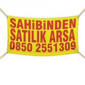 Sahibinden Satılık Arsa Afişi ( 150x100 cm )                                                         sahibinden,                                 satılık,                                 kiralık,                                 afiş,                                 pankart,                                 levha,                                arsa